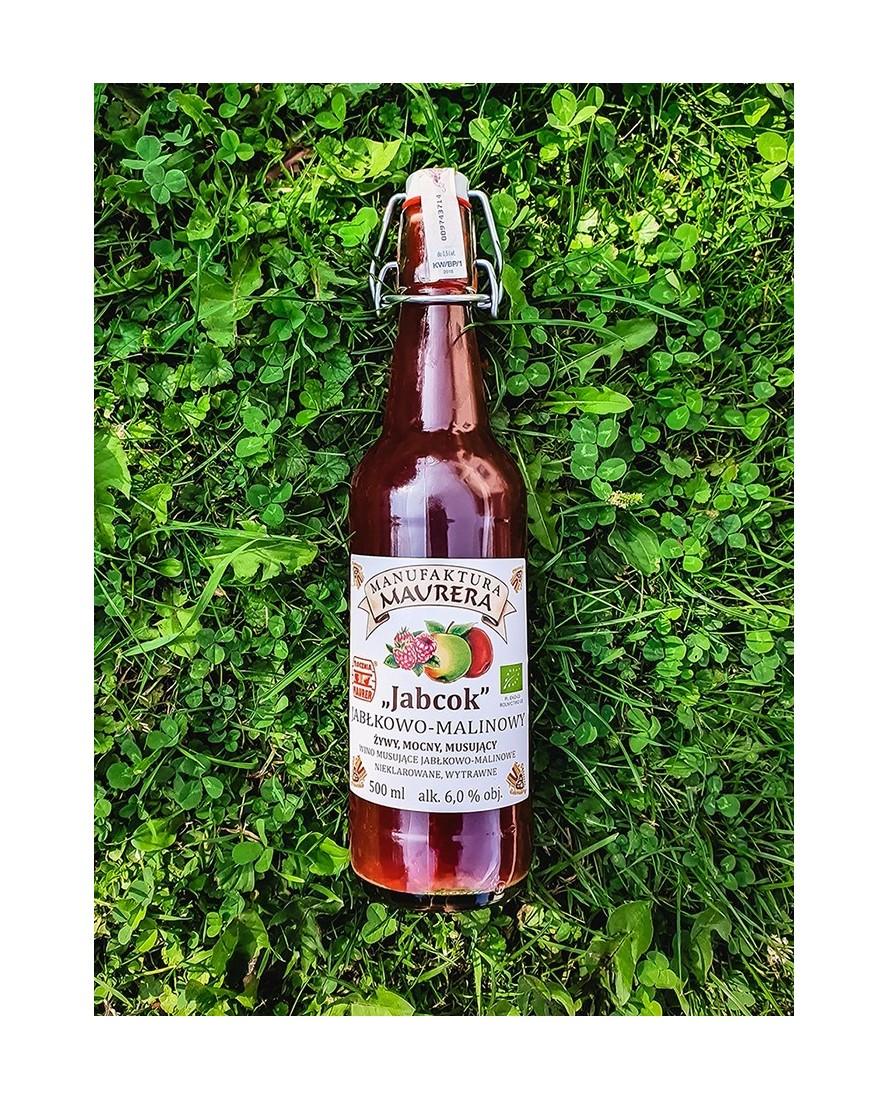 NOWOŚĆ!!! Jabcok Jabłkowo - malinowy 500 ml