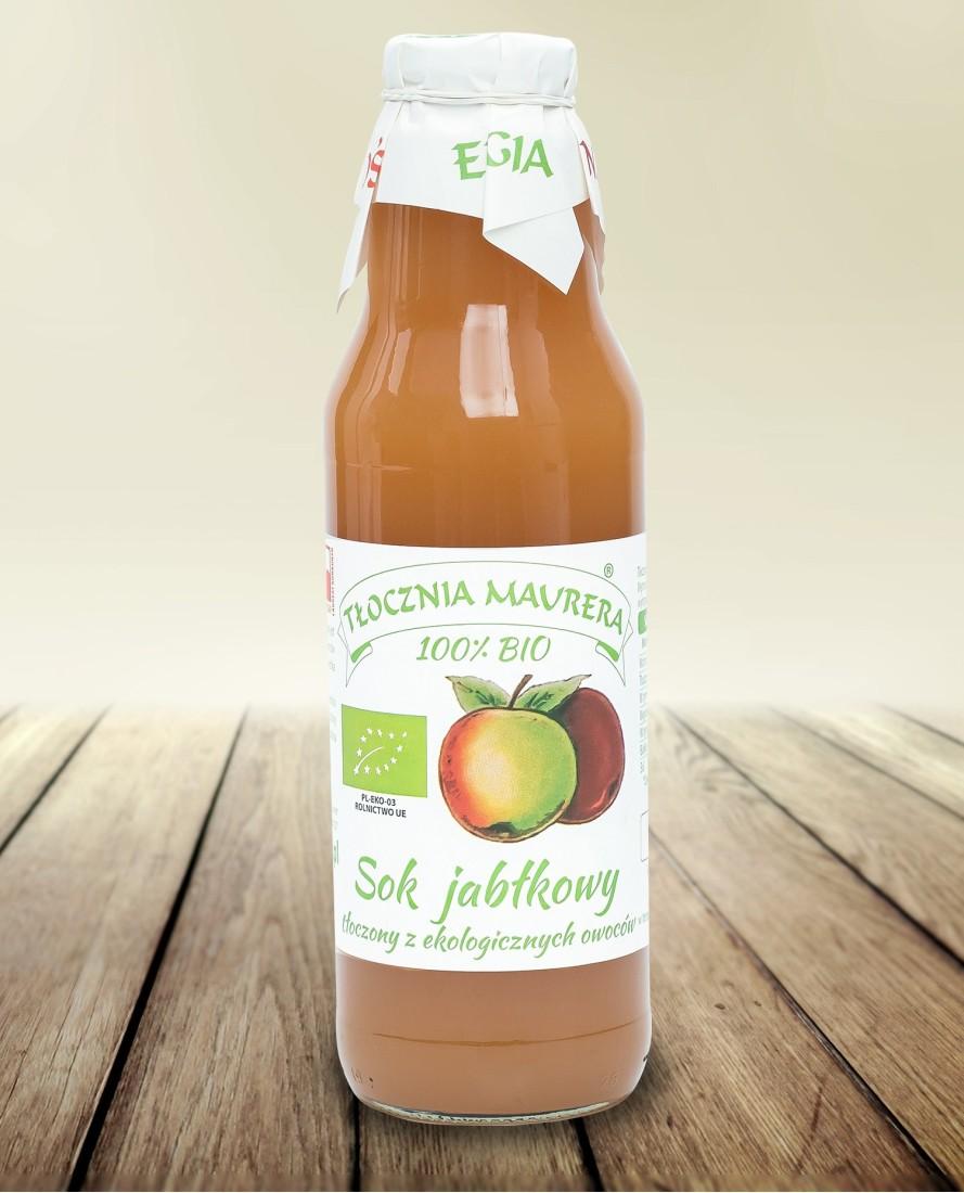Sok bio jabłkowy 750 ml
