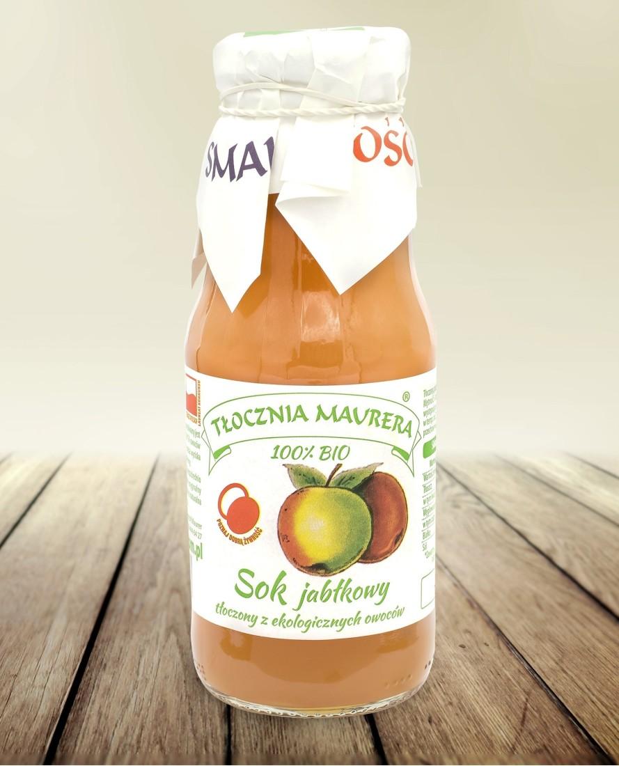 Sok bio jabłkowy 300 ml